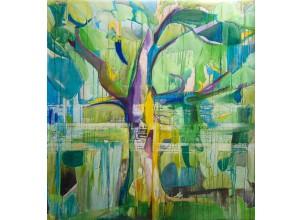 Le grand chêne de Verfeuil